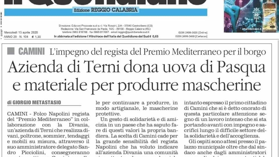 news azienda di Terni