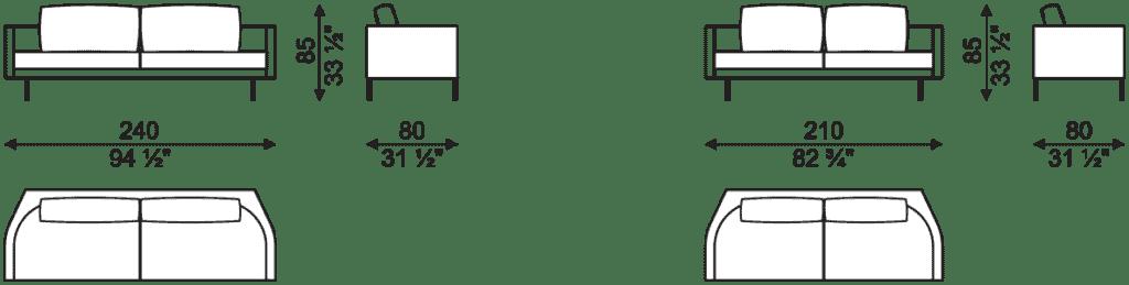reflex scheda tecnica